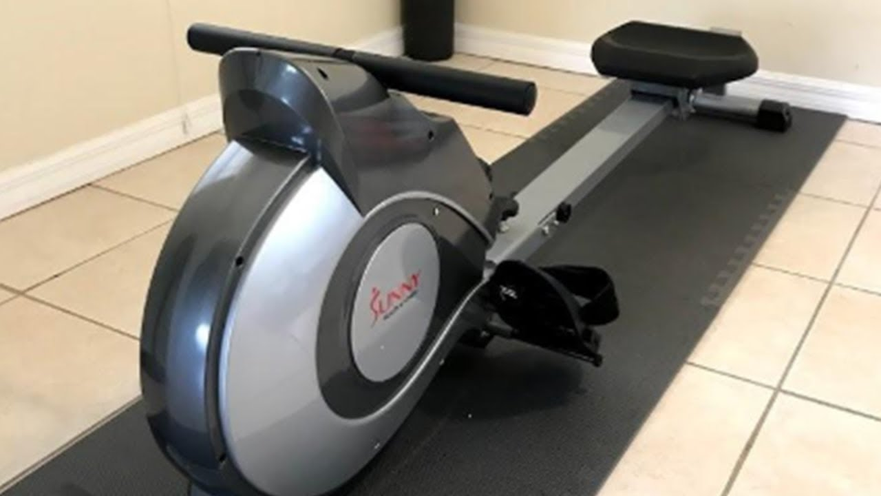 Why Is Everyone Talking About Sunny Magnetic Rowing Machine